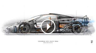 Moderni McLaren F1 s preko 650 KS, manje od 1000 kg i onim famoznim ventilatorom
