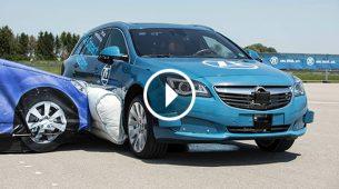 ZF demonstrirao kako vanjski zračni jastuk štiti vas i vaše buduće vozilo