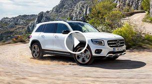 Mercedes-Benz predstavio svoj novi SUV – GLB