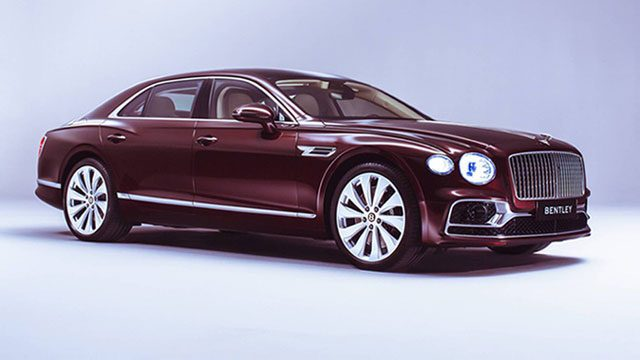 Bentley Flying Spur W12 – luksuz i snaga