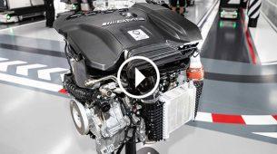 Mercedes-AMG predstavio novi 4-cilindrični turbo motor snage do 415 KS