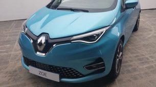 Renault Zoe – prva slika nove generacije