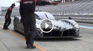 Toyota započela testiranja svog budućeg hiperautomobila GR Super Sport
