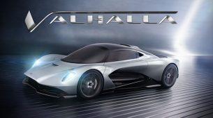 Aston Martin Valhalla – potvrđeno ime i dodatne informacije