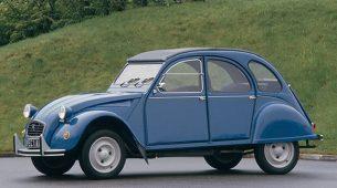 Iz Citroëna odbacili mogućnost revitalizacije legendarnog 2CV-a