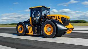 Padaju zanimljivi brzinski rekordi… Traktora i kosilica