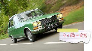 Renault 16 slavi 50. rođendan