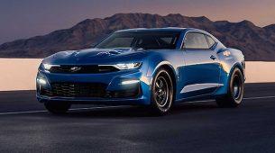 Chevrolet Camaro prelazi na struju?
