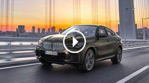 BMW predstavio novi X6
