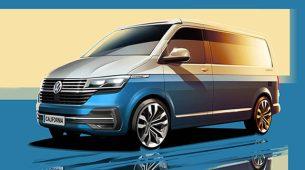 Volkswagen najavio osvježeni California 6.1
