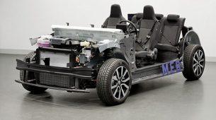 Ford će za električne modele koristiti VW-ovu platformu MEB