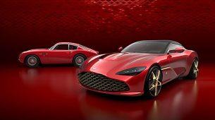 Aston Martin predstavio konačan izgled modela DBS GT Zagato