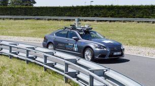 Toyota testira autonomna vozila na europskim cestama