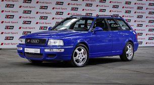 Audi slavi 25 godina RS modela i najavljuje dva noviteta