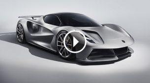 Lotus Evija – najsnažniji cestovni automobil na svijetu