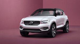 Volvo potvrdio da XC40 stiže ove jeseni