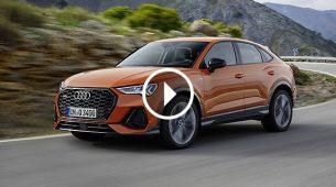 Audi predstavio novi crossover coupe – Q3 Sportback
