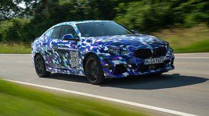 BMW najavio novu seriju 2 Gran Coupe
