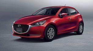 Osvježena Mazda2 u Europu stiže početkom 2020.