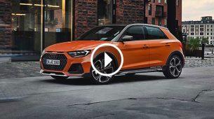 Audi predstavio novi crossover – A1 Citycarver