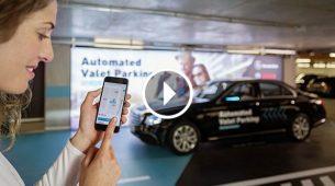 Mercedes-Benz – odobreno autonomno parkiranje 4 razine