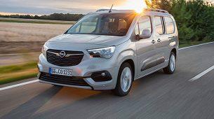 Opel Combo Life dobio novi 1.2 motor i 8-stupanjski automatik
