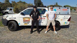 Prvi izvještaj s relija Put Foot na jugu Afrike u kojem sudjeluju i hrvatski timovi