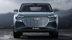 Audi Q4 e-tron će nuditi čak i personalizaciju svjetala