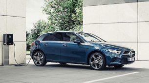 Mercedes-Benz elektrificira kompaktnu ponudu. Stižu A 250e i B 250e