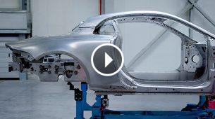 Alpine predstavio aluminijsku šasiju i karoseriju modela A120