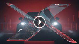 Bondovski teaser za Aston Martin DBX