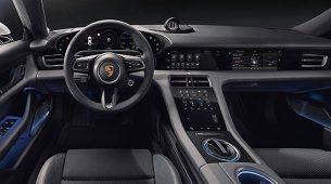 Porsche Taycan s preko 50 inča zaslona