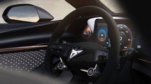 Cupra pokazala interijer svog električni coupe SUV-a
