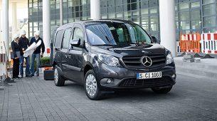 Mercedes-Benz potvrdio novi Citan, uključujući i električnu verziju