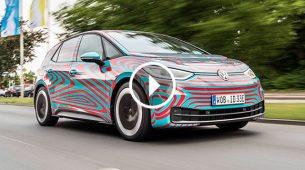 Volkswagen potvrdio frankfurtsku premijeru modela ID.3