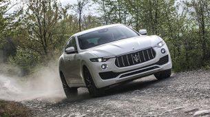 Maserati Levante serijski na gumama Goodyear Eagle F1 Asymmetric 2 SUV