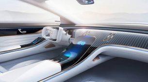 Mercedes-Benz najavio električnu S klasu?