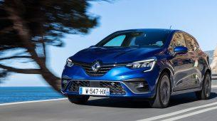 Renault Clio na plin za 116.400 kn
