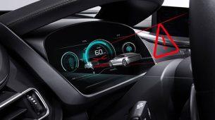 """Bosch razvija 3D instrumentnu ploču s upozorenjima koji """"iskaču"""" iz zaslona"""