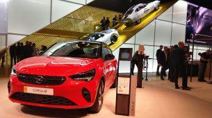 Frankfurt Motor Show danas samo za novinare