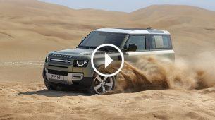Stigao novi Land Rover Defender