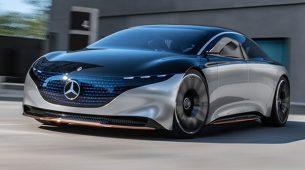 Šef Daimlera potvrdio električne AMG novitete