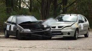Tehnička analiza prometnih nesreća 2019.