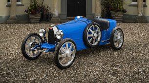 Kako razmaziti dijete? Kupite mu Bugatti za 30.000 eura