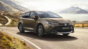 Toyota Corolla Trek za praktične izlete van asfalta