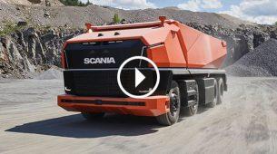 Scania AXL – autonomni kamion budućnosti