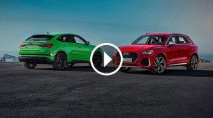 Audi predstavio RS Q3 i RS Q3 Sportback