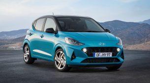 Za siječanj 2020. najavljen novi Hyundai i10, izrađen u Europi