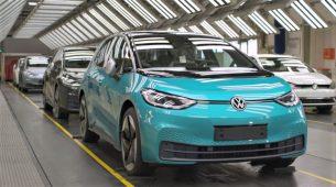 Evo kako se proizvodi električni nasljednik Golfa, Volkswagen ID.3