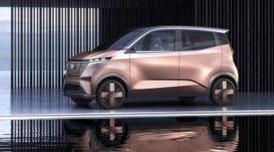 Električni Nissan IMk – koncept za japanske i sve druge gradove